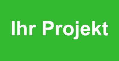 Webseitenerstellung Ihr Projekt
