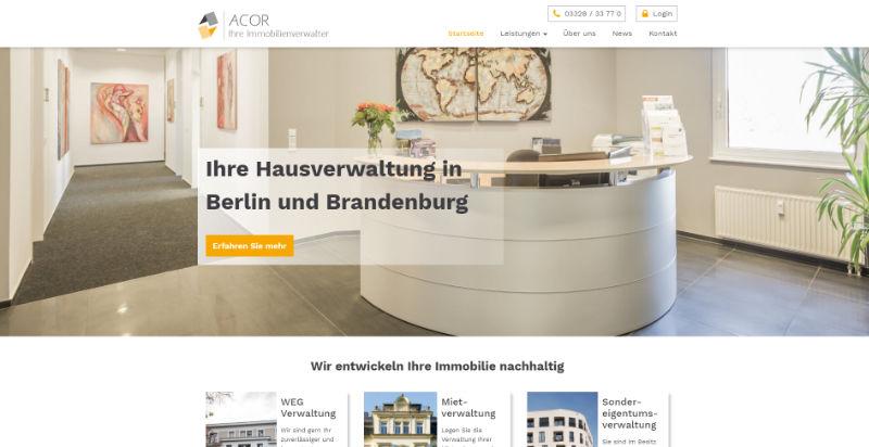 www.acor-gmbh.de